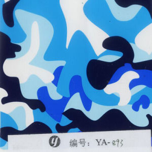 Yingcai Camo Water Transfer Printing Film pictures & photos