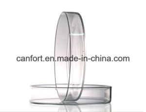 Lab Glassware Petri Culture Dish with Good Quality pictures & photos