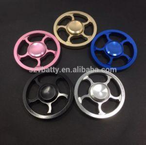 Luxury Anti-Corossion Aluminum Alloy Metal Fidget Spinner pictures & photos
