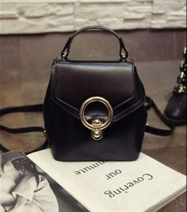 2017 New Retro Fashion Bag School Backpack Mini Handbag (BDMC129) pictures & photos