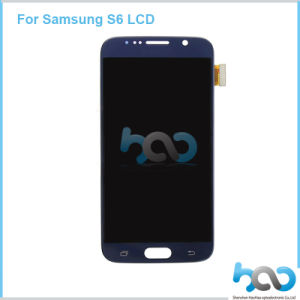 AAA No Dead Pixel Touch Screen LCD for Samsung Galaxy S6 Edge LCD pictures & photos