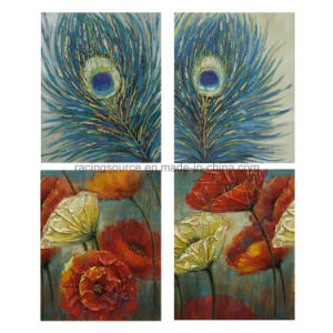Wall Art Canvas Printing Hand-Painted Oil Canvas Painting pictures & photos