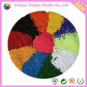 Green Masterbatch for Polyethylene Granules pictures & photos