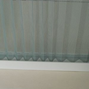 Detachable Systems Pleated Retractable Window Insect Screen pictures & photos
