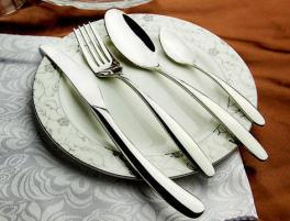 Hot Sale Costa Stainless Steel 18/8 Cutlery Set with High Quality pictures & photos
