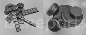 DLP569 Bucket Weld-on Heel Shroud Wear Resistant Impact Crusher Replacement pictures & photos
