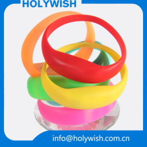 Mosquito Repellent Watch Silicone Wristband with Company Logo