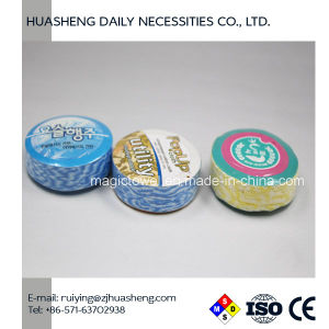 4.5cm Dia Compressed Towels with 100% Viscose, Biodegradable pictures & photos