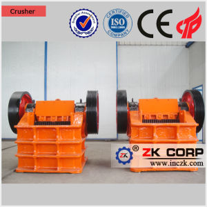 Primary Crushing Stone Jaw Crusher pictures & photos