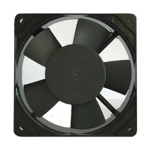 AC Axial Fan 110/220V 120X120X25mm AC Ball Bearing Fan pictures & photos