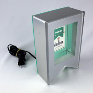 LED Cigarette Display Stand, Acrylic Light Box for Cigarette pictures & photos