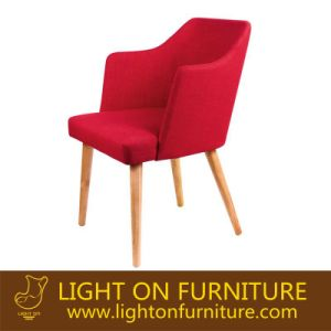 Hotel Restaurant Furniture Wooden Leisure Chair (C017) pictures & photos