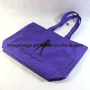 Non Woven Polypropylene Shopper Bag, with Custom Design and Logo Imprint pictures & photos