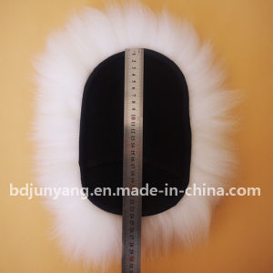 Double-Faced Chamois Microfiber Car Dust Wash Mitt pictures & photos