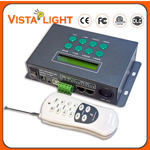 SD Card Master Wireless Control Dimming LED DMX Controller pictures & photos
