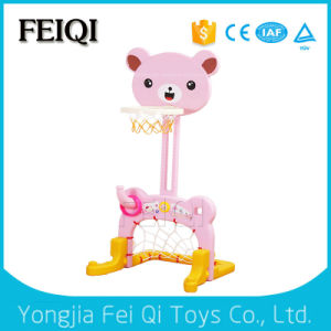 Little Kids Used Indoor Plastic Basketball Stand Football Frame Plastic Basketball Backboard Kid Toy with Great Price Factory Price Sports Toys pictures & photos