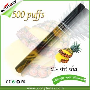 Ocitytimes 500puffs Electronic Cigarette Disposable Vaporizer E Shisha pictures & photos