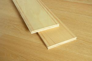 Wearable Engineered Multi-Layer Solid Wood Flooring pictures & photos