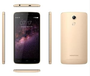 Homtom Ht17 5.5 Inch Android 6.0 IPS 1280*720 Mtk6737 Quad Core 1GB+8GB 3000mAh 13MP OTG Fingerprint 4G FDD Mobile Phone White Color pictures & photos