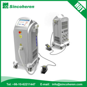 (Hot in USA) Newest and Hottest 808nm Medical Diode Laser Soprano Hair Removal Machine pictures & photos