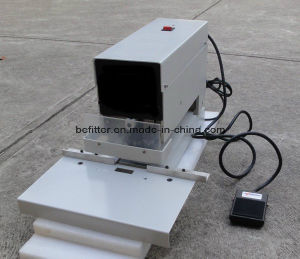 ESP-108E electrical stapling machine with foot panel pictures & photos