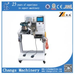 SD997-1 Automatic Multifuction Four Claws Nail Attaching Machine/Pearl Fixing Machine pictures & photos