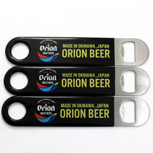 Custom Promotional Gift Black Coating Metal Draft Beer Bottle Opener pictures & photos