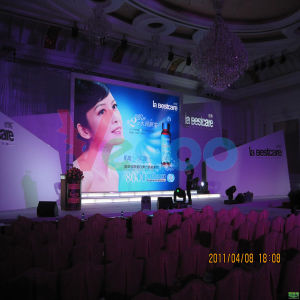 Vg Indoor P7.62 Full Color LED Display Perfect Vision Effect pictures & photos