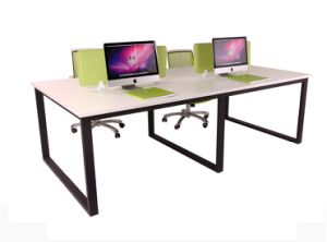 Noise Reduction Office Desk Top Panel, Desk Partition, Desk Screen pictures & photos
