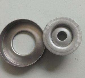 Idler Conveyor Stamping Bearing Endcaps