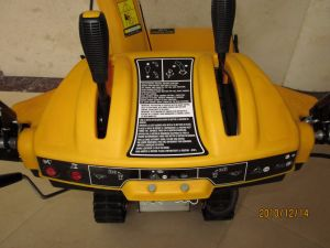 6.5HP Snow Thrower with Electric Start pictures & photos