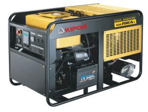 Kipor 17kw Portable Diesel Generator Kde19ea/Ea3 pictures & photos