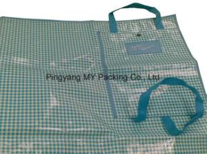 Folding PP Advertising Matt Lamination Beach Mat pictures & photos