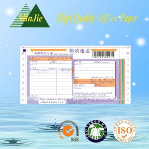 OEM Delivery Bill Printing Carbonless Duplicate Type Airway Bill