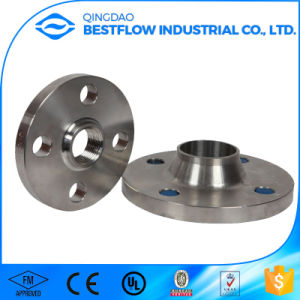 A105 Forged Carbon Steel Flange Class150/300/600 pictures & photos