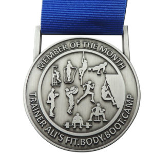 High Quality Cheaper Metal Judo Medal Manufaterer (MD-01) pictures & photos