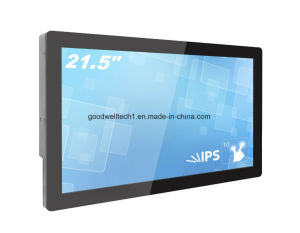 "21.5"" LCD Touch Screen Capacitive Touch with Metal Frame pictures & photos"