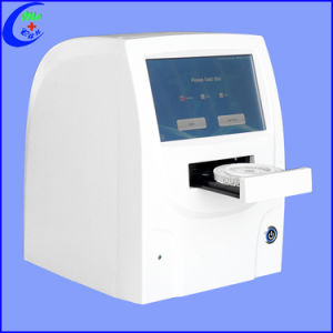 Veterinary Fully Automated Dry Chemistry Analyzer pictures & photos