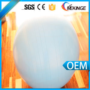 Yoga Ball Wholesale Gym Ball with Handle pictures & photos