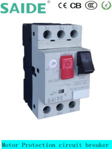 MPCB 32A Motor Protector Circuit Breaker pictures & photos