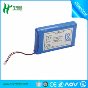 Lithium Battery Suppliers 704272 2000mAh for Robot pictures & photos