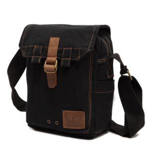 Canvas Shoulder Man′s Shoulder Leisure Bag (RS-H9150) pictures & photos