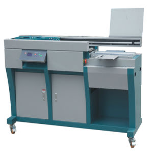 Glue Binding Machine with Side Gluing (HS60H-A3) pictures & photos