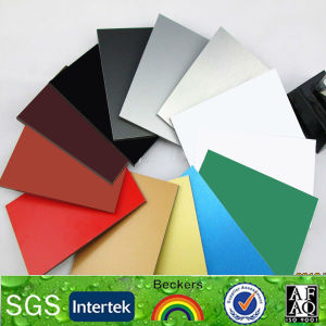 Kamol Aluminum Composite Panel with Nano Coating Building Materials pictures & photos
