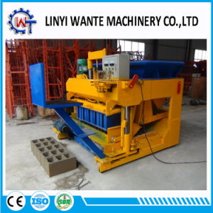Wt6-30 Small Hydraulic Mobile /Cement Block Making /Hollow Block Brick Making Machine pictures & photos
