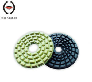 Polishing Pads For Cement Dry Gracing Pad pictures & photos