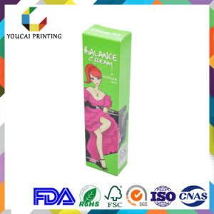 Favorable Foldable Cosmetic Box for Lip Stick with Embossed Logo pictures & photos