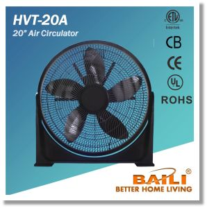 "20"" Air Circulator Fan with Rotary Knob Switch pictures & photos"