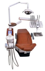Multifunctional Dental Equipment Dental Chair with LED Lamp (KJ-916) pictures & photos