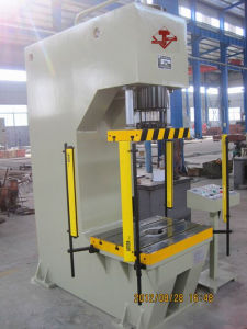 C Frame Hydraulic Press for Straightening and Press-in (Y41-100) pictures & photos